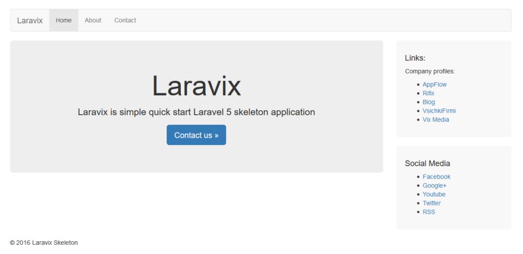 laravix